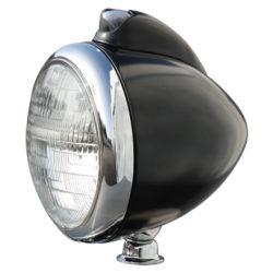 Headlight   Black Primer Housing   Built in Parking Light-0