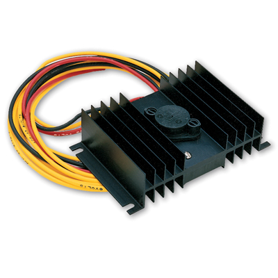 Ron Francis Wiring Voltage Reducer For Gauges 12V   6V-0