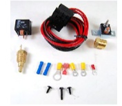 Electric Cooling Fan Relay Kit-0