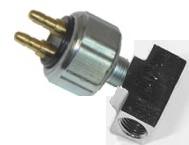 "Brake Light Switch ""T"" Fitting | Chrome-0"