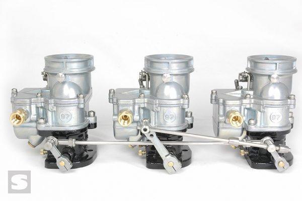 Premium 3 Carburetor Linkage | 4 9/16 Spacing -10804
