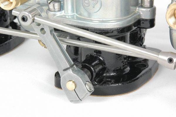 Premium 3 Carburetor Linkage | 4 9/16 Spacing -10803