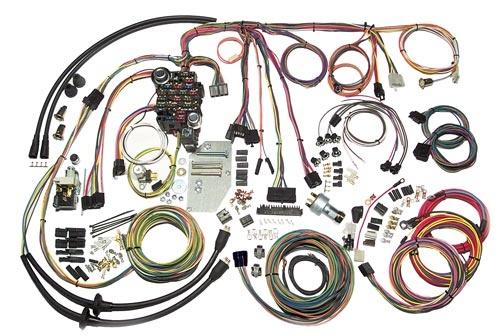 Chevrolet Wiring Kit | 1955-56 Nomad | Wagon-0