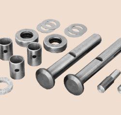 Aluminum Top King Pins 1937-41 -0
