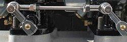 Premium 2 Carburetor Linkage   4 3/4 Spacing-0