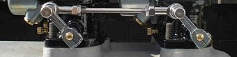 Premium 2 Carburetor Linkage | 4 3/4 Spacing-0