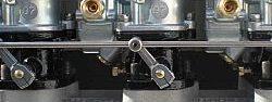 Standard 3 Carburetor Linkage   4 9/16 Spacing-0