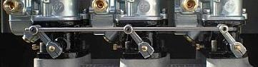 Standard 3 Carburetor Linkage | 4 9/16 Spacing-0