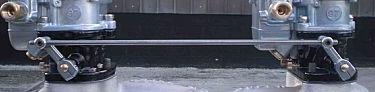 Standard 2 Carburetor Linkage | 10 3/8 Spacing-0