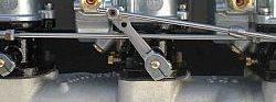 Premium 3 Carburetor Linkage   5 3/16 Spacing -0