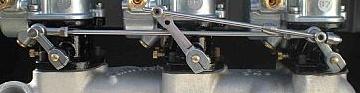 Premium 3 Carburetor Linkage | 5 3/16 Spacing -0
