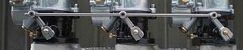 Standard 3 Carburetor Linkage   5 3/16 Spacing-0
