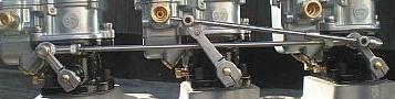 Premium 3 Carburetor Linkage | 5 1/2 Spacing-0