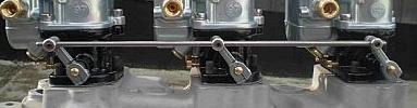 Standard 3 Carburetor Linkage | 5 1/2 Spacing-0