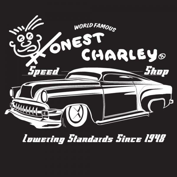 T-Shirt - Lowering Standards - Black-10315