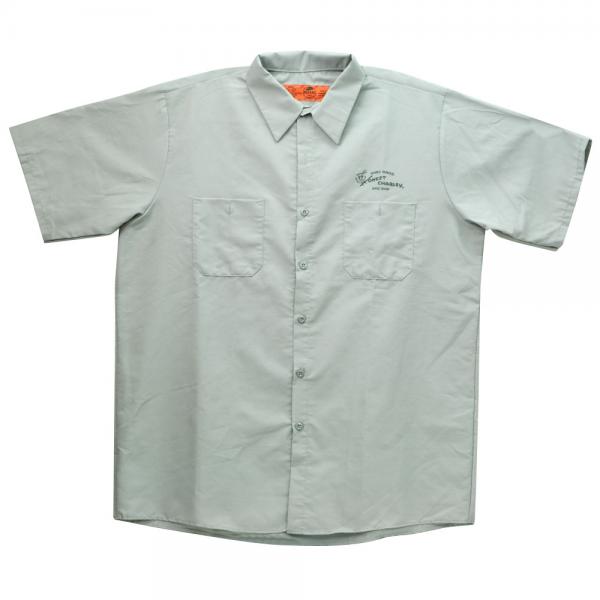 Honest Charley Work Shirt - Silver-0