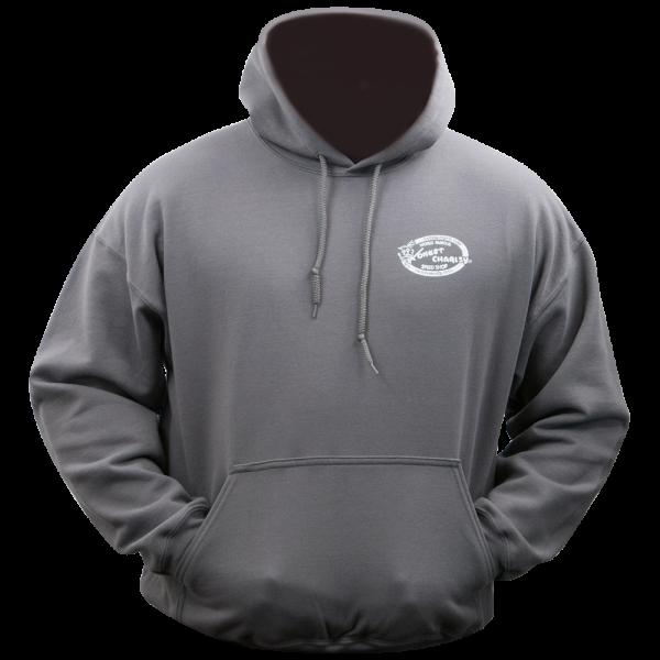 Honest Charley Speed Shop Logo Hoodie-0