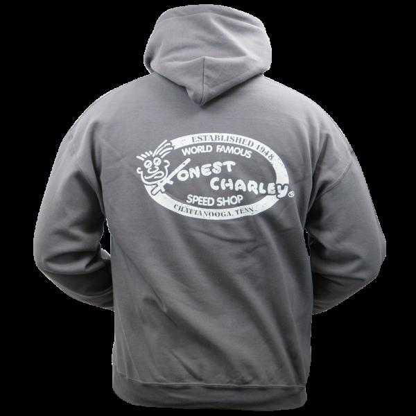 Honest Charley Speed Shop Logo Hoodie-10658