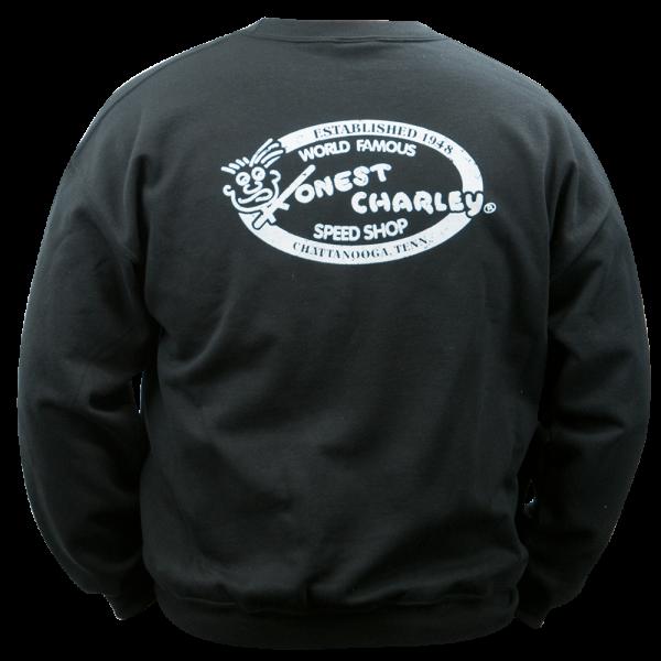 Honest Charley Speed Shop Logo Sweatshirt-10644