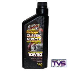 Champion High Zinc Synthetic Blend 10W30 6 Quart Case-0