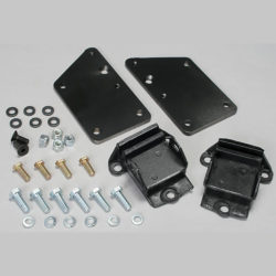 Motor Mount Kit | Chevy LS Series into Small Block Chevy Chassis-0