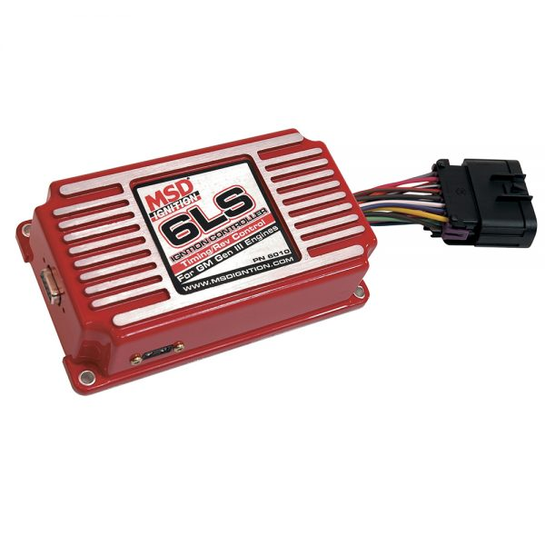 MSD 6LS Ignition ContRoller | GM LS1/LS6 Engines
