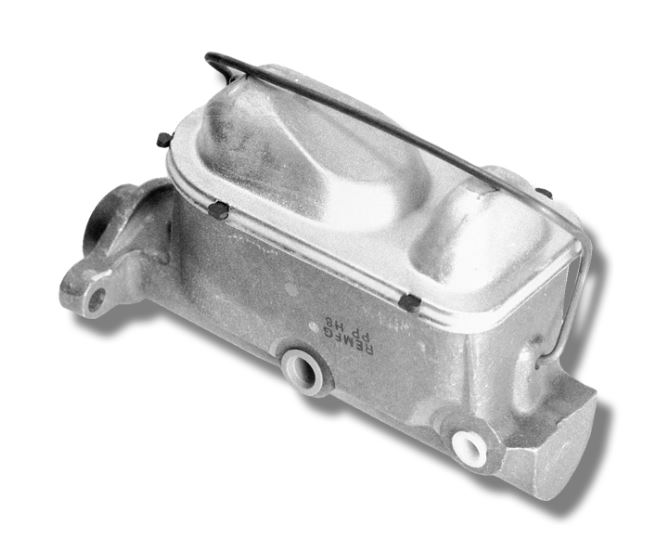 Dual Master Cylinder For Manual Shift