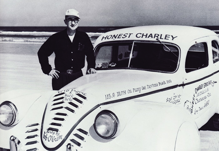 Honest Charley Datona Car copy