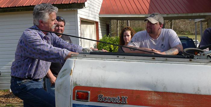 International Scout Spirit of 76 Barn Find