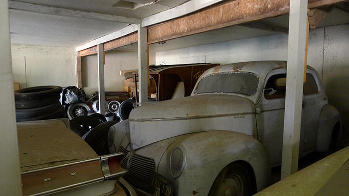 1940 Willys Barn Find